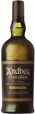 Ardbeg Scotch Single Malt Uigeadail